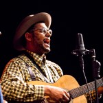 Beyond old-time: Dom Flemons stakes out broad claim on Americana