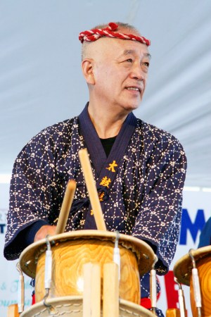 Seiichi Tanaka (photo by Michael G. Stewart)