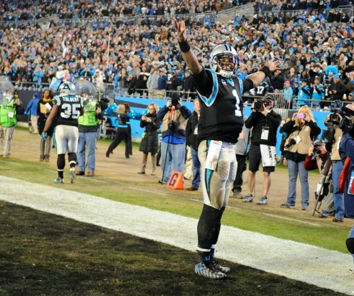 CaMVP [courtesy Panthers.com]