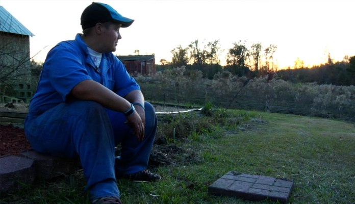 Cole Ray Davis is poor and transgendered in rural North Carolina.