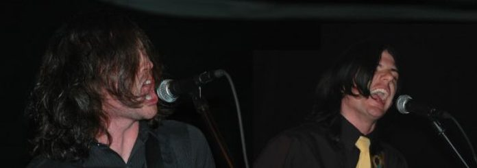 The Avett Brothers played the last night of a three-night opening party beginning May 11, 2006 with the likes of Tiger Bear Wolf and Walrus.