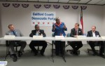 Pragmatism, bold leadership, experience joust in congressional primary
