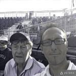 Editor's Notebook: Bob and me at the Winston-Salem Open