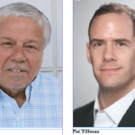 Insider and outsider compete for school board seat