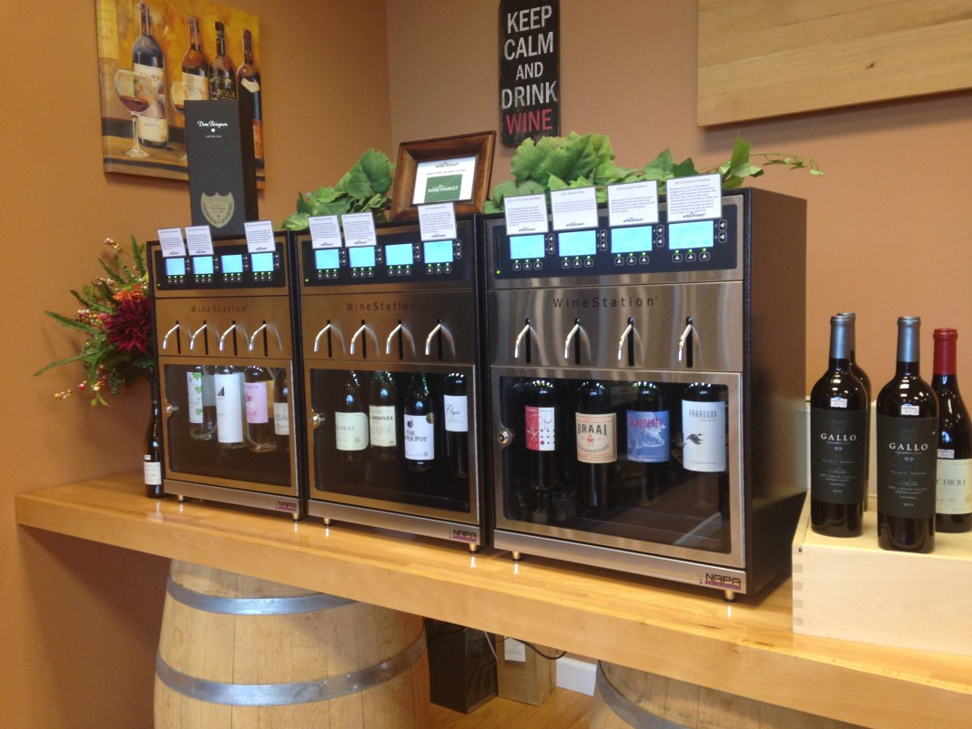 Winston-Salem Wine Market