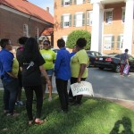 Salem College students' sit-in highlights grievances from dorms to racism