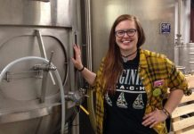 shaina gold, gibbs hundred brewing