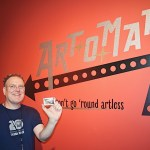 Swap meet marks Art-o-mat's 20th anniversary