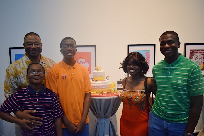 secco-arts-for-life-allen-choyce-adrian-alex-charles-caren-cake-brenner-hospital-art-sickle-cell