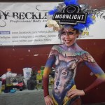Corner Bar embraces the body painting taboo