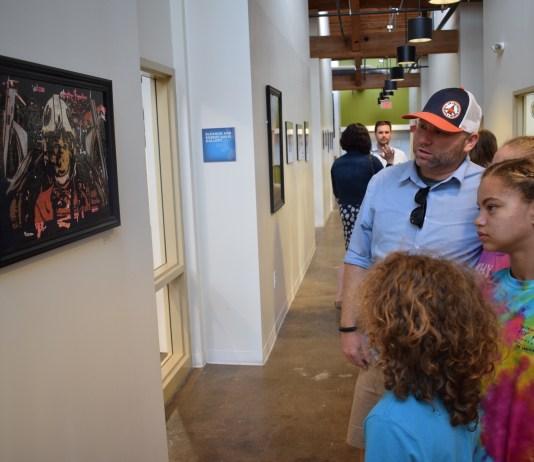 Michael-sullivan-sawtooth-school-art-arts-steve-mccarthy-resist-wax-pastel-exhibition