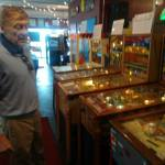 EDITOR'S NOTEBOOK: Pinball on the boardwalk