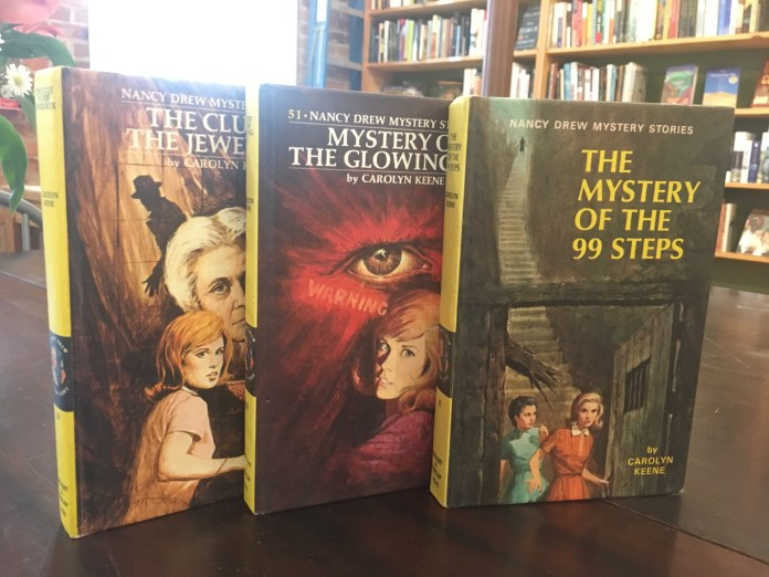 Nancy-drew--carolyn-keene-series-lauren-barber-scuppernong-books