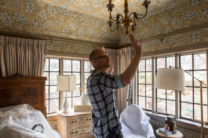 The Julian Price house emerges from 'Hoarder' purgatory