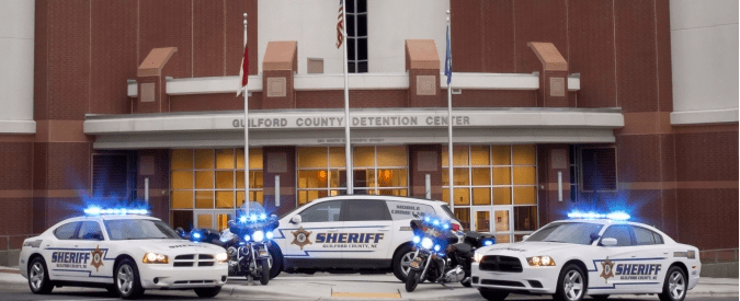 Guilford detention officer sentenced to 30 days for contempt