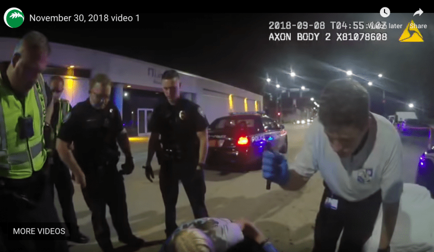 Police Body Camera Video Calls Ems Response Into Question