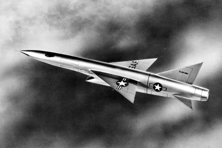 F-103 that never was