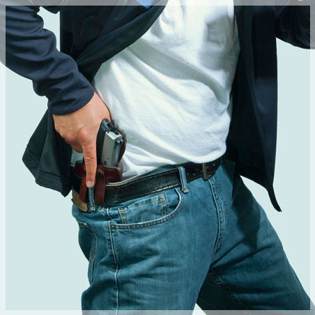 Nevada Concealed Firearms Permit