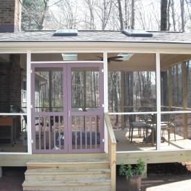 Screen Porch 13