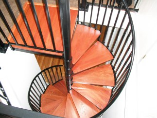 Spiral Stair After 10