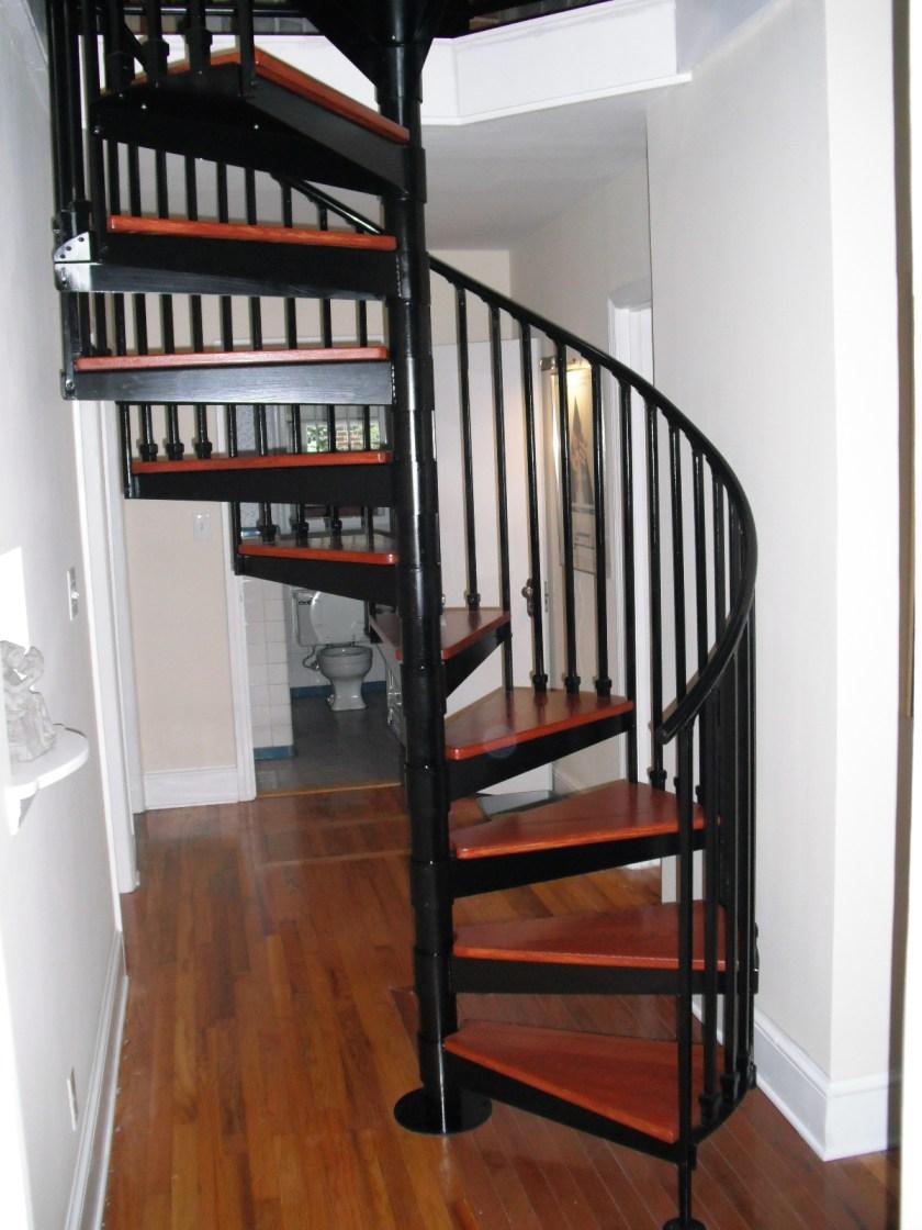 Spiral Stair After 13