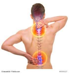 Pain from a Pinched Nerve