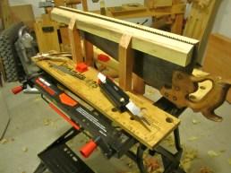 saw sharpening vise