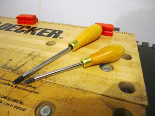 screwdriver handles