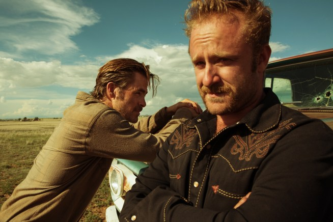 Hell or High Water (2016 Hitchaboo)