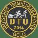 Deutsches Triathlonabzeichen 2014 Gold