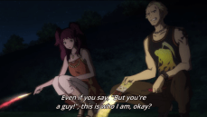 Kanji's issues are some of my favorites. I think when I played the game the interactions with his Shadow were very touching.