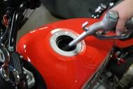 Triangle Gasoline Sunoco Racing Gas