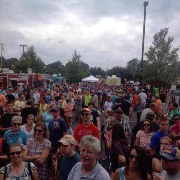 Wake Forest Food Truck Rodeo Triangle On The Cheap