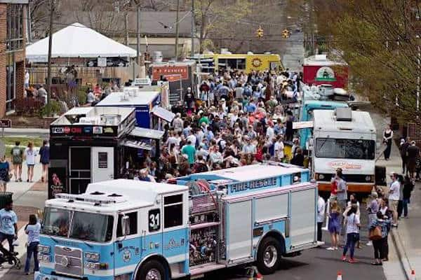 9 Food Truck Rodeos And Rallies In The Triangle Triangle
