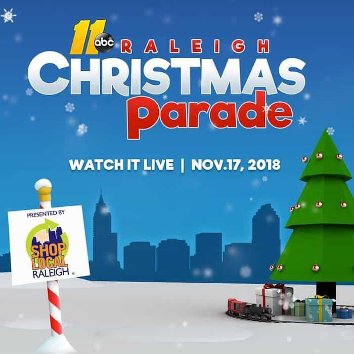 Raleigh Christmas Parade Route 2019 Raleigh Christmas Parade   Triangle on the Cheap