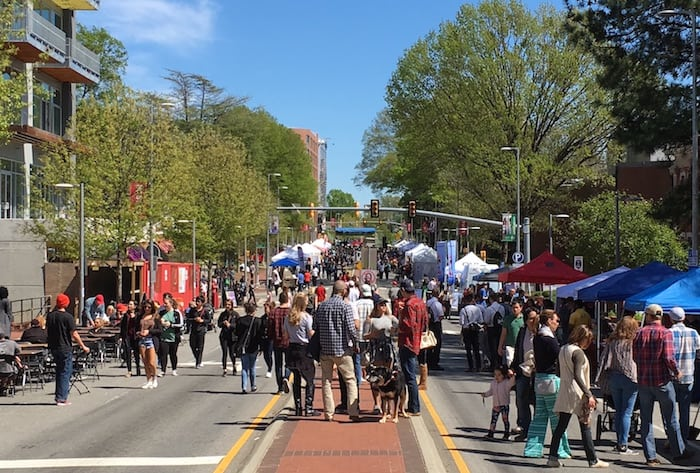 Live & Local Spring Fest