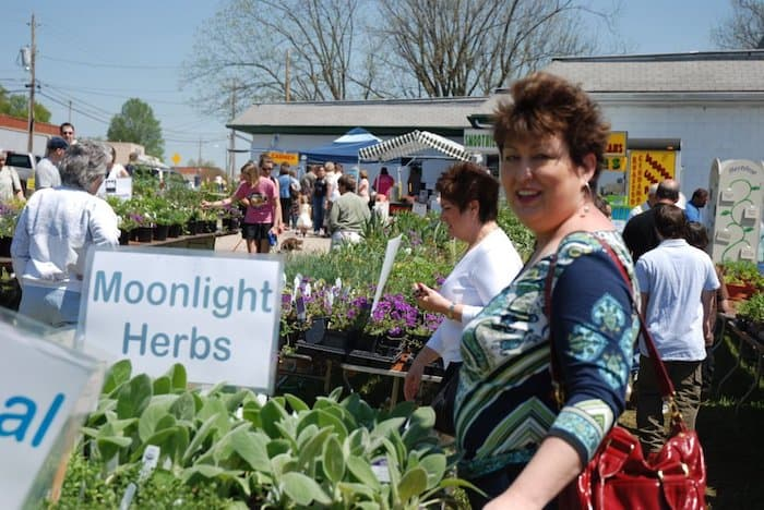 Annual Wake Forest HerbFest