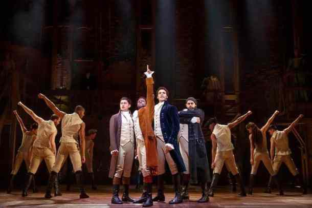 Lottery for $10 tickets to every performance of Hamilton in