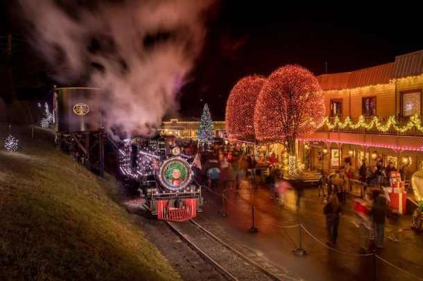 Denton Nc Christmas Parade 2019 9 Christmas Trains in North Carolina (besides Pullen Park's