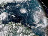 NOAA satellite hurricane