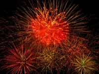 fireworks in the Triangle of NC including Raleigh, Durham, Chapel Hill and more