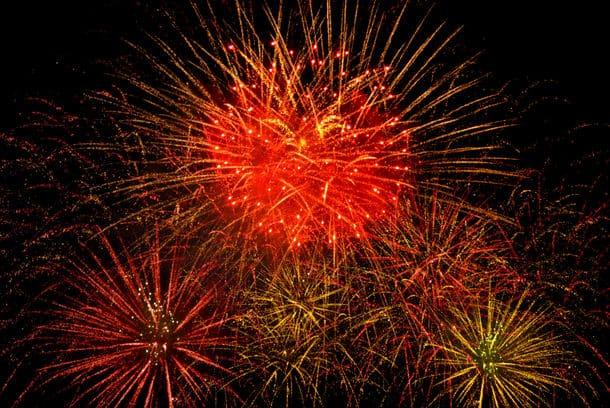 raleigh nc fireworks