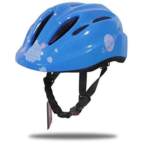 DRBIKE Kids Bike Helmet for 3-9 Years Boys & Girls, Cycling Protective Gear for Toddler & Preschool (Pink, Blue,Red)