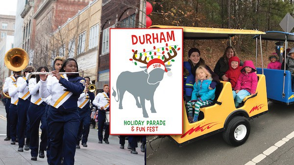 Where To Park Your Car For Chapel Hill Christmas Parade 2020 Durham Holiday Parade and Fun Fest   Triangle on the Cheap
