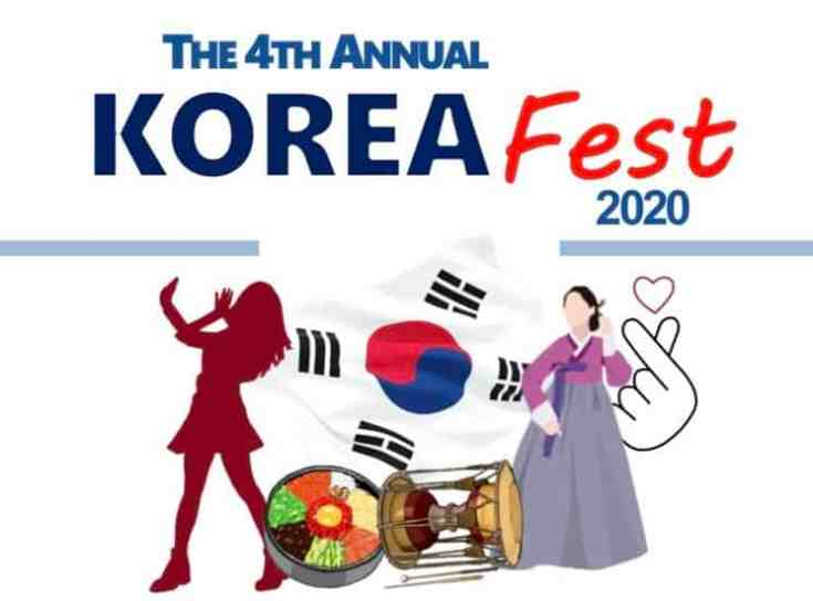 KoreaFest 2020 at NC State Fairgrounds