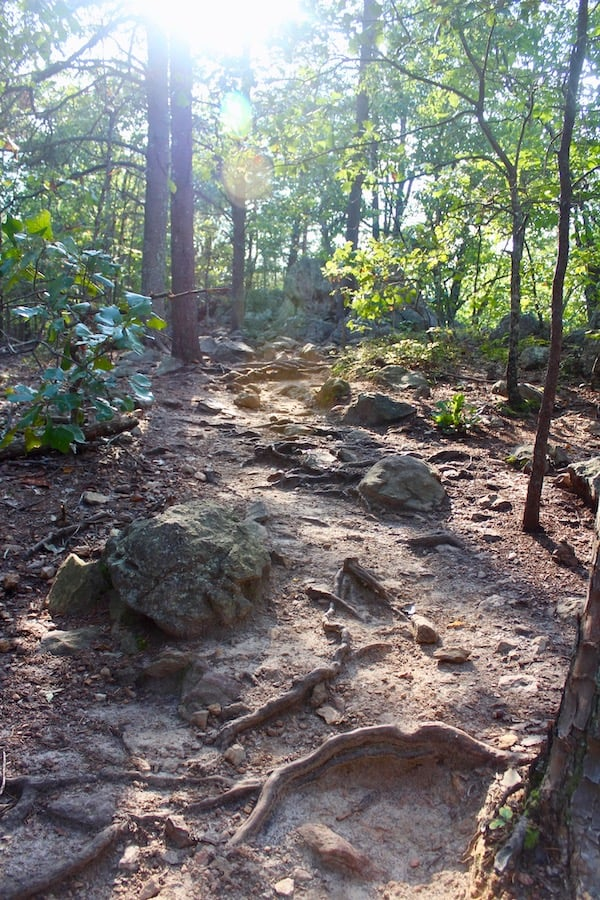 Crowders Mountain Trail