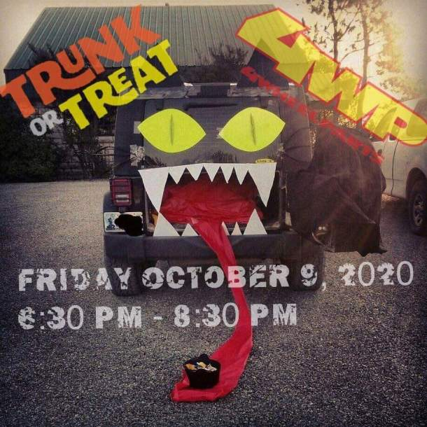 2020 Halloween Trick Or Treating In Heritage East, Wake Forest Monster Trunk or Treat at 4 Wheel Parts in Raleigh   Triangle on