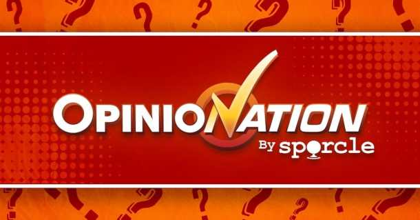 logo of opinionation trivia