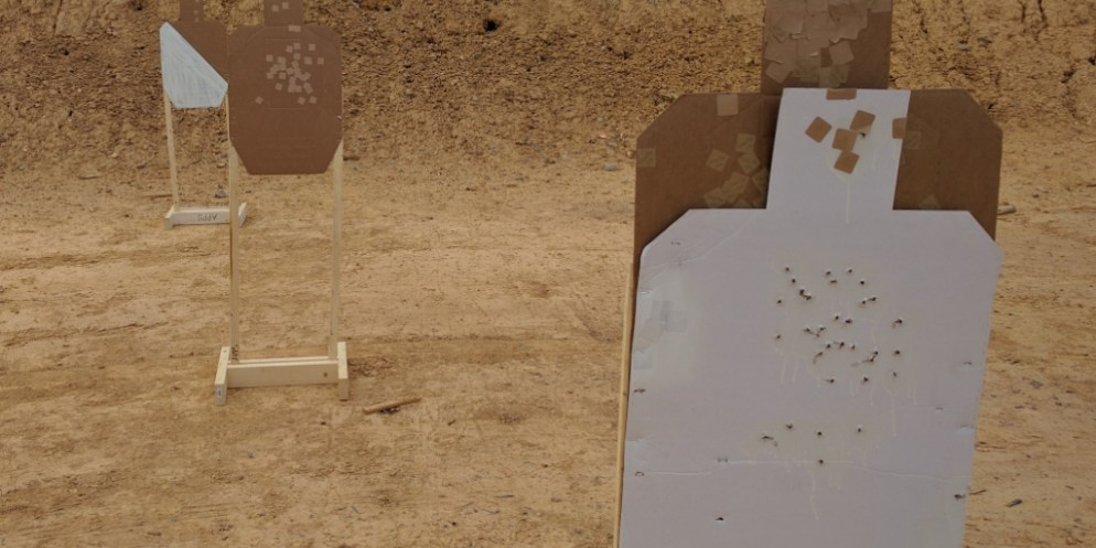 USPSA Allowing Half-Size Targets at Level 1 Matches