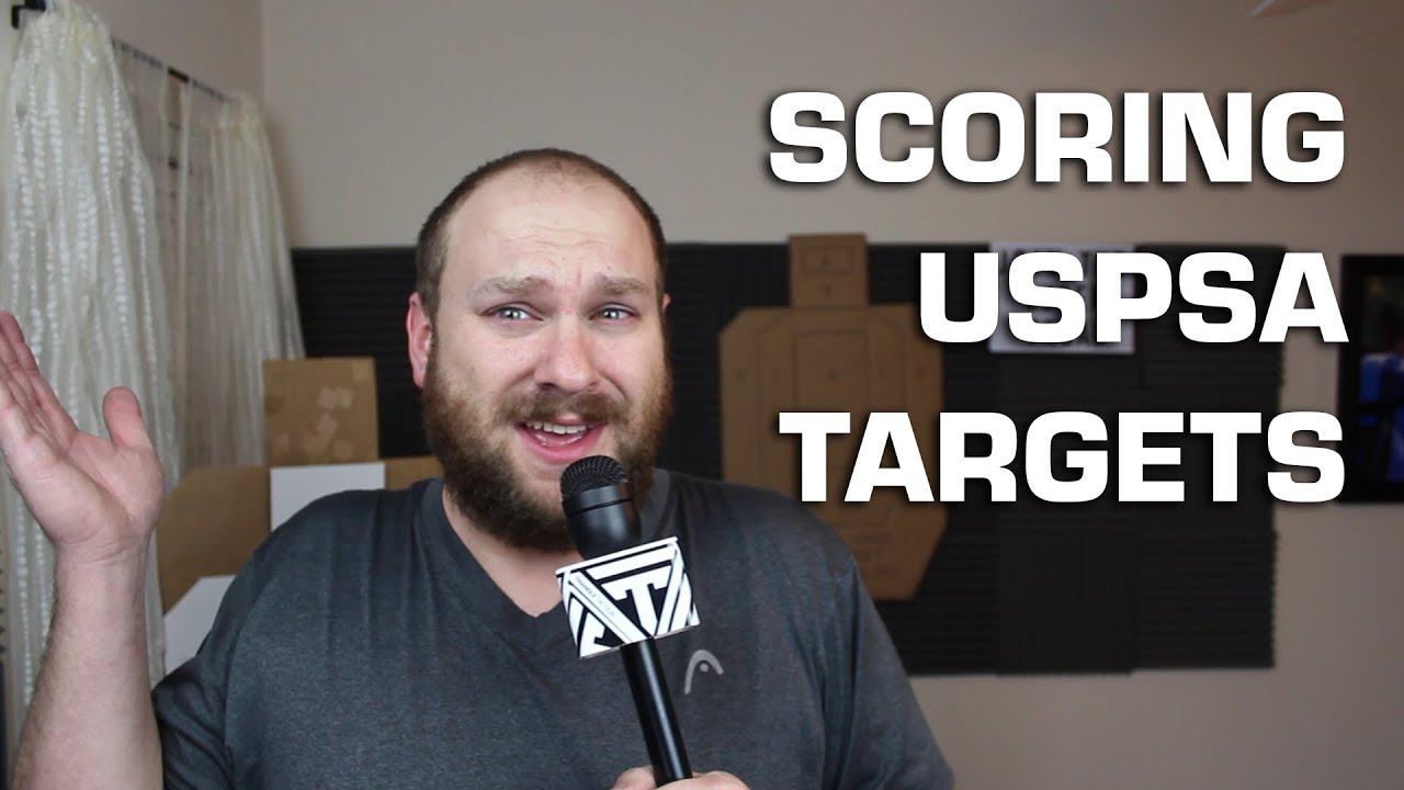 How to Score a USPSA Target   Triangle Tactical